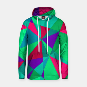 Thumbnail image of Abstract Triangle Hoodie, Live Heroes
