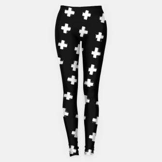 Miniature de image de BW CROSS 001 Leggings SPANDEX, Live Heroes