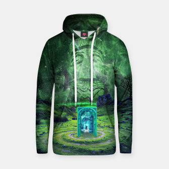 Thumbnail image of Psychedelic Imagination Hoodie, Live Heroes
