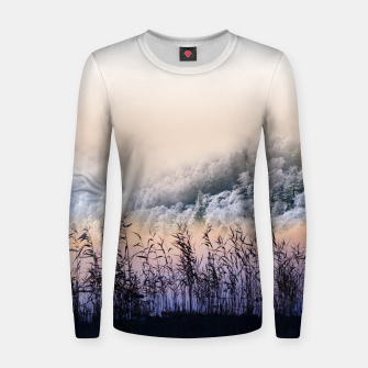 Thumbnail image of  Far mountain Women sweater, Live Heroes