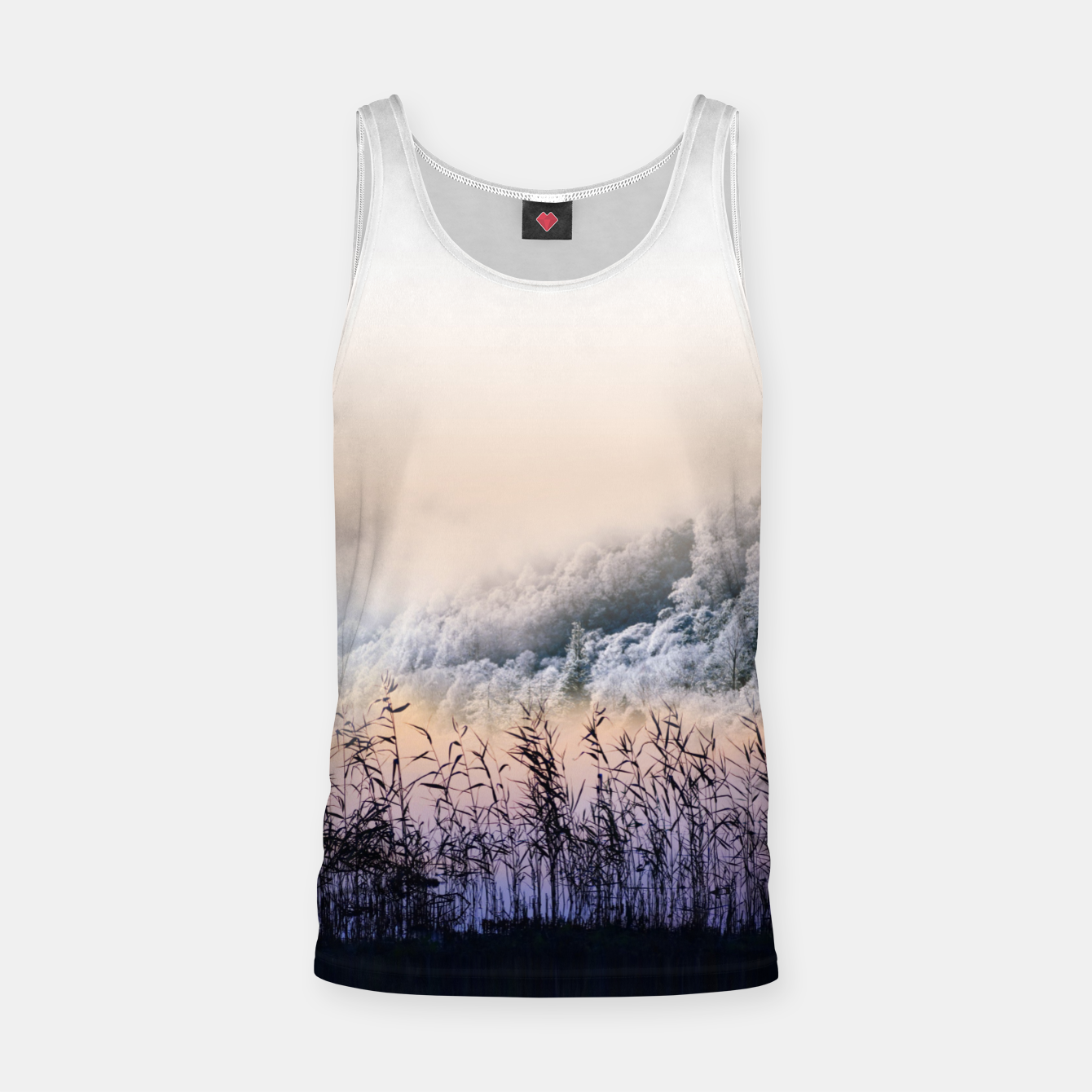 Image of  Far mountain Tank Top - Live Heroes