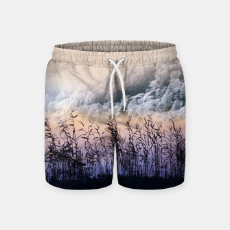 Thumbnail image of  Far mountain Swim Shorts, Live Heroes