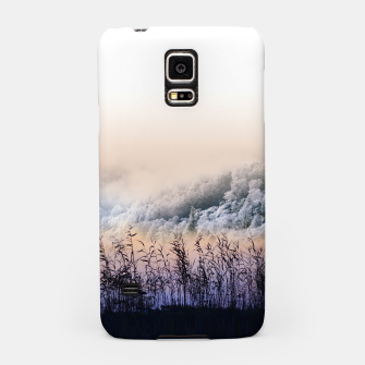 Far mountain Samsung Case thumbnail image