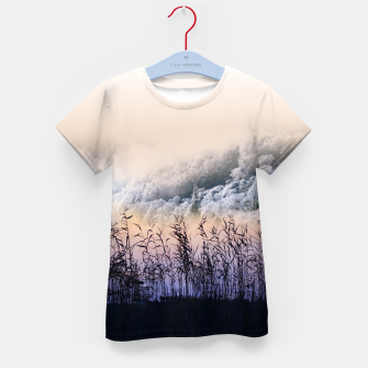 Far mountain Kid's t-shirt thumbnail image