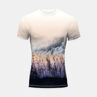 Far mountain Shortsleeve rashguard thumbnail image