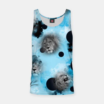 Thumbnail image of lions Tank Top, Live Heroes