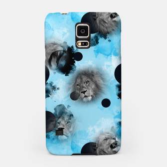 Thumbnail image of lions Samsung Case, Live Heroes