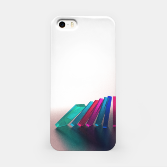 Domino Effect 1 iPhone Case thumbnail image