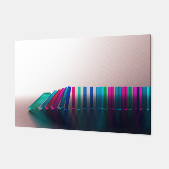 Domino Effect 1 Canvas thumbnail image