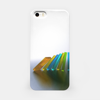 Domino Effect 2 iPhone Case thumbnail image