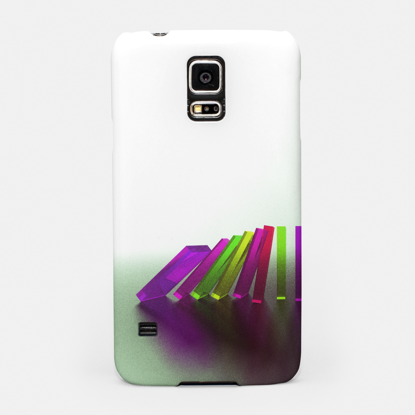 Image of Domino Effect 3 Samsung Case - Live Heroes
