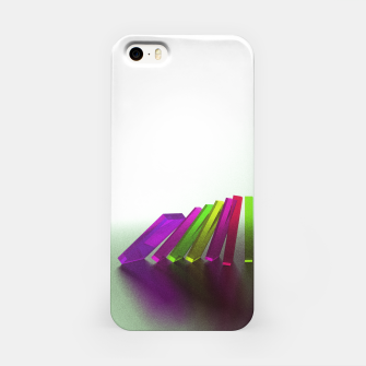 Domino Effect 3 iPhone Case thumbnail image