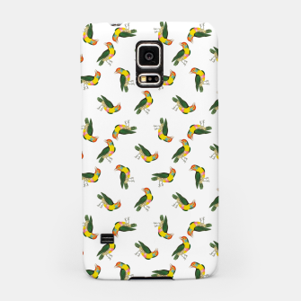 Thumbnail image of Beautiful  birds Samsung Case, Live Heroes