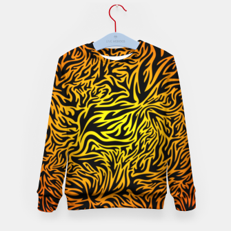 Thumbnail image of Black Fire Kid's sweater, Live Heroes