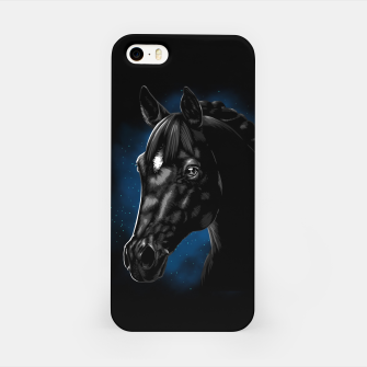 Beautiful Arabian horse Carcasa por Iphone Bild der Miniatur
