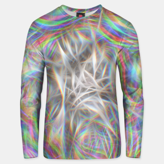 Thumbnail image of Psychedelic Background Unisex sweater, Live Heroes