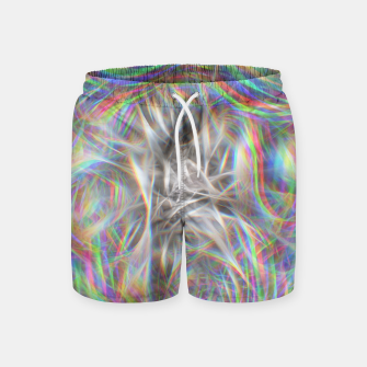 Thumbnail image of Psychedelic Background Swim Shorts, Live Heroes