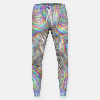 Thumbnail image of Psychedelic Background Sweatpants, Live Heroes