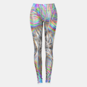 Thumbnail image of Psychedelic Background Leggings, Live Heroes