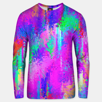 Miniaturka Dope Colorful Waves Unisex sweater, Live Heroes