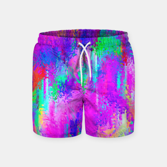 Miniaturka Dope Colorful Waves Swim Shorts, Live Heroes