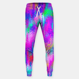 Miniaturka Dope Colorful Waves Sweatpants, Live Heroes