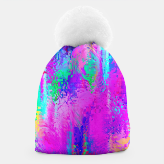 Miniaturka Dope Colorful Waves Beanie, Live Heroes