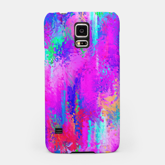 Miniaturka Dope Colorful Waves Samsung Case, Live Heroes