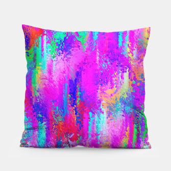 Miniaturka Dope Colorful Waves Pillow, Live Heroes