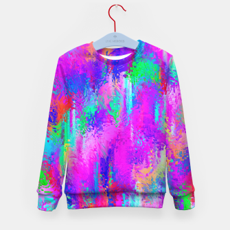 Miniaturka Dope Colorful Waves Kid's sweater, Live Heroes
