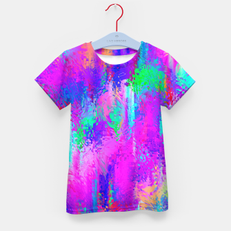 Miniaturka Dope Colorful Waves Kid's t-shirt, Live Heroes