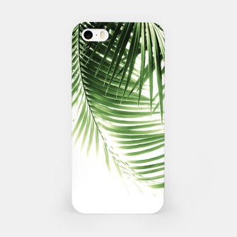 Thumbnail image of Palm Leaves Green Vibes #9 #tropical #decor #art  iPhone-Hülle, Live Heroes