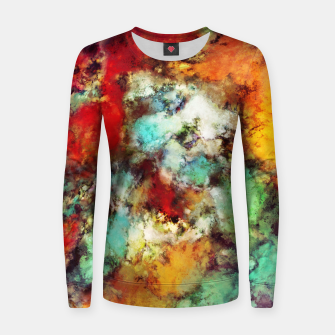 Thumbnail image of Breathe Women sweater, Live Heroes