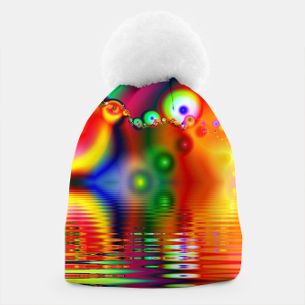 Thumbnail image of Reflection Beanie, Live Heroes