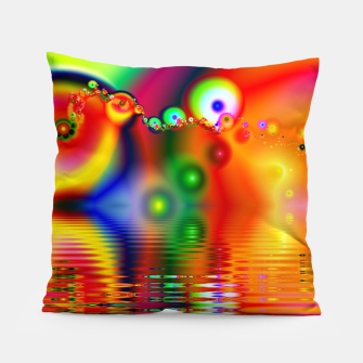 Thumbnail image of Reflection Pillow, Live Heroes