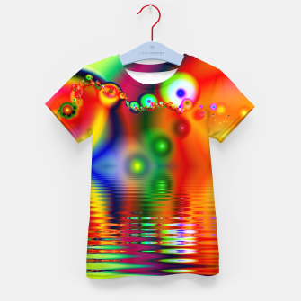 Thumbnail image of Reflection Kid's t-shirt, Live Heroes