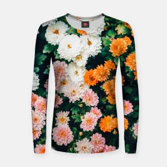 Thumbnail image of In My Garden Women sweater, Live Heroes