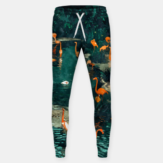Miniatur Flamingo Creek Sweatpants, Live Heroes
