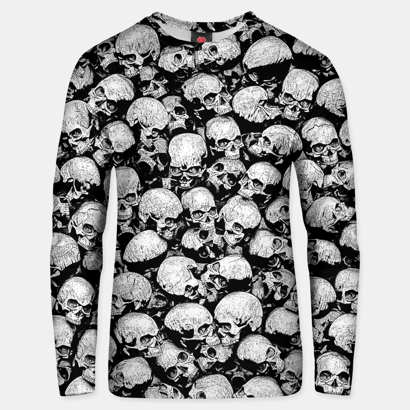 Image of Totally Gothic II Unisex sweater - Live Heroes
