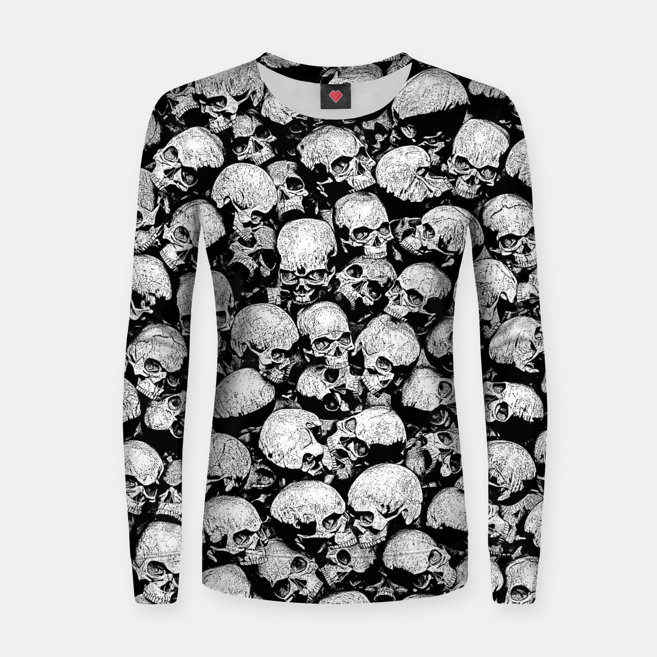Image of Totally Gothic II Women sweater - Live Heroes