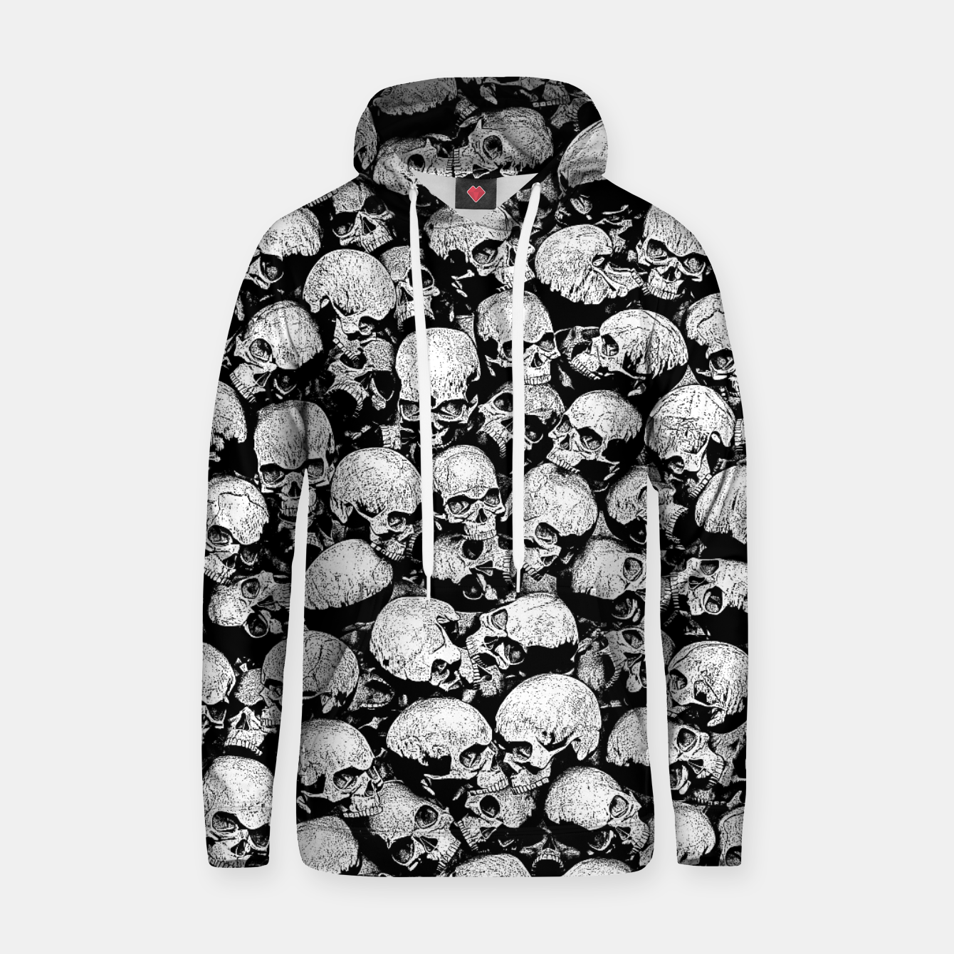 Image of Totally Gothic II Hoodie - Live Heroes