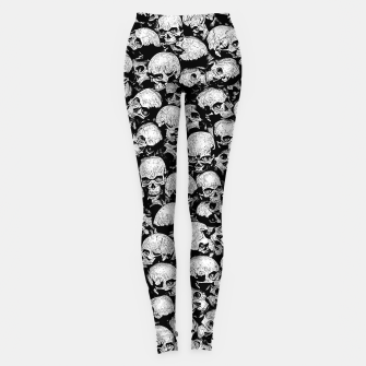 Thumbnail image of Totally Gothic II Leggings, Live Heroes