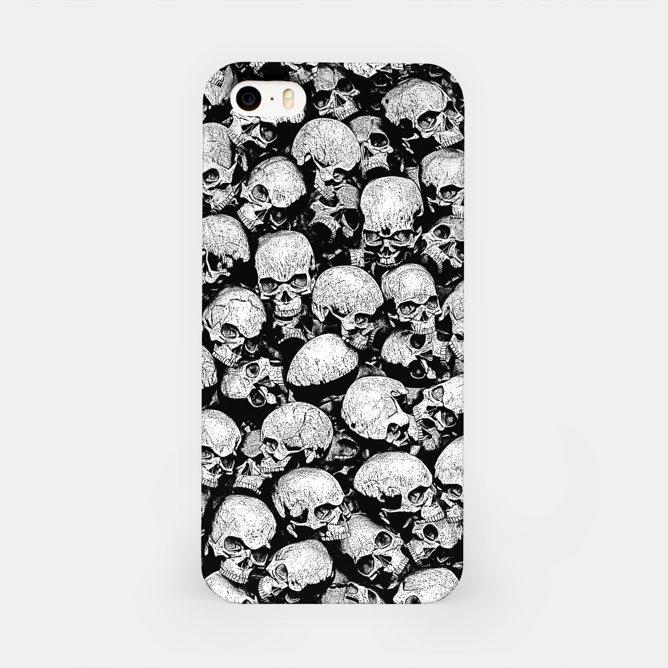 Image of Totally Gothic II iPhone Case - Live Heroes