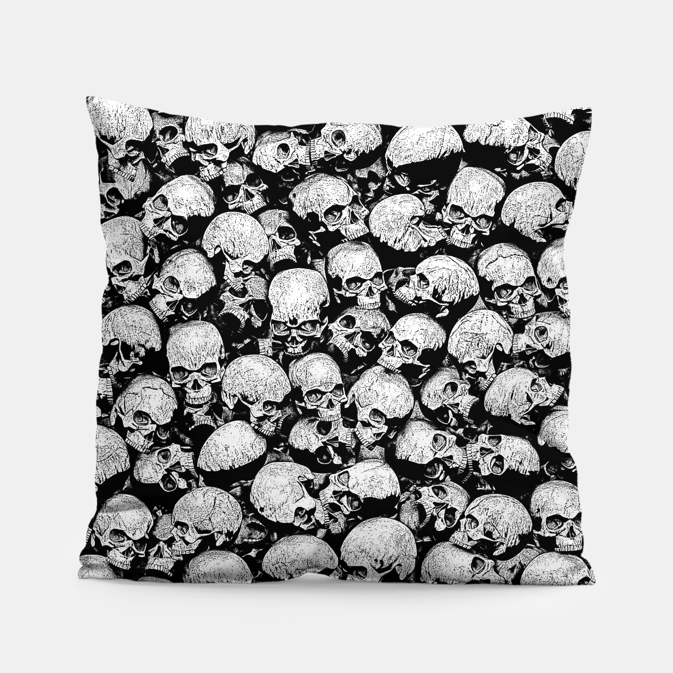 Image of Totally Gothic II Pillow - Live Heroes
