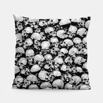 Totally Gothic II Pillow thumbnail image