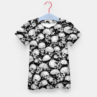 Thumbnail image of Totally Gothic II Kid's t-shirt, Live Heroes