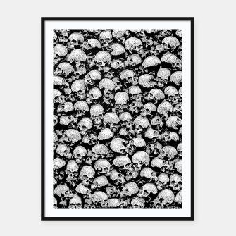 Thumbnail image of Totally Gothic II Framed poster, Live Heroes