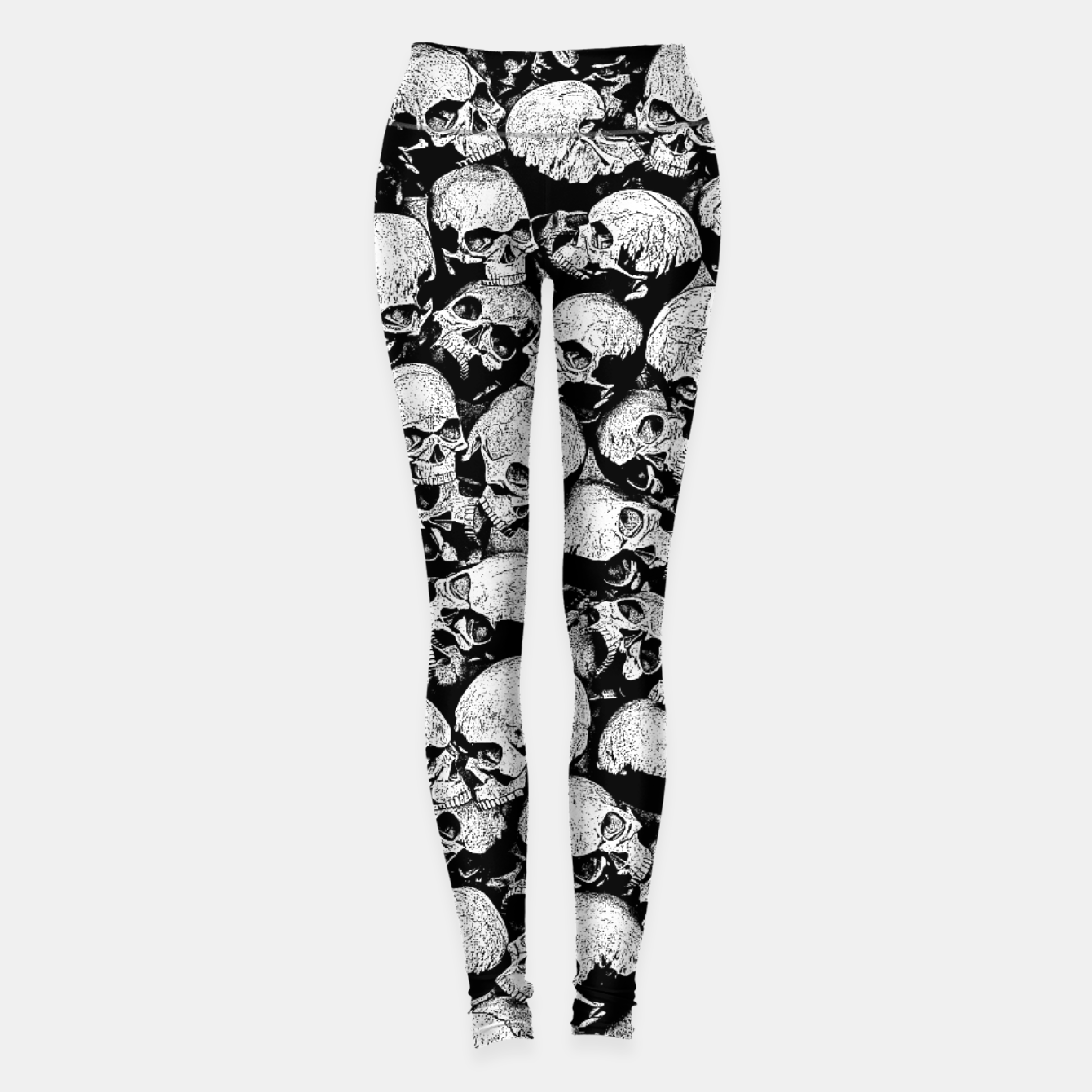 Image of Totally Gothic II Leggings - Live Heroes