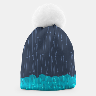 Thumbnail image of Icy Petals Beanie, Live Heroes