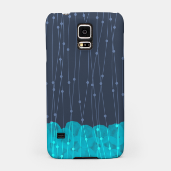 Thumbnail image of Icy Petals Samsung Case, Live Heroes